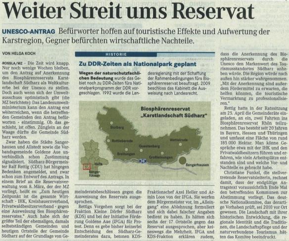 UNESCO-Antrag BA